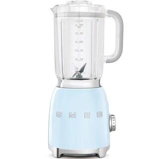 Smeg 50's Retro Style Aesthetic Blender Pastel Blue