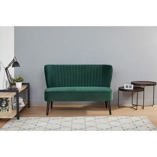 Artdeco Home Holleywood Loveseat Sofa