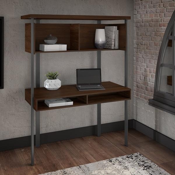 Shop Bush Furniture Architect Small Computer Desk With