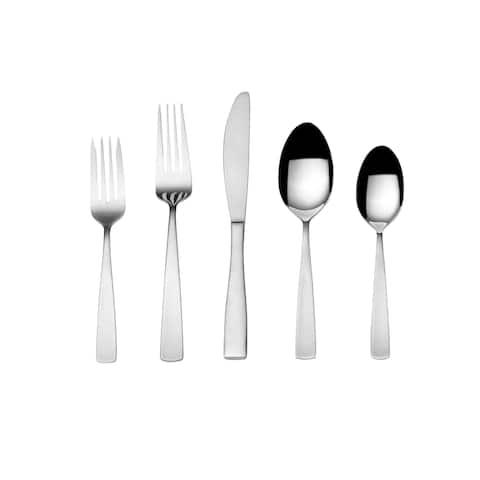International Silver 67 piece Mason Satin flatware set