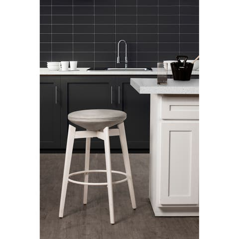 Genesis Backless Swivel Stool