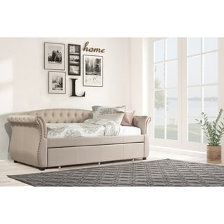 Harlow Twin Daybed with Trundle