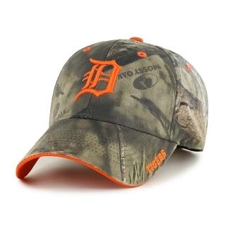 Fan Favorite MLB Detroit Tigers Mossy Oak Adjustable Hat Multi Color
