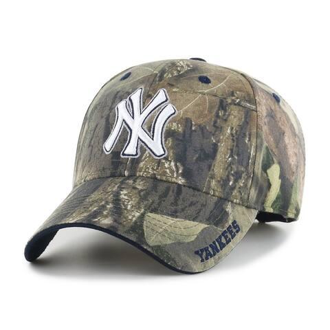 Fan Favorite MLB New York Yankees Mossy Oak Adjustable Hat - Multi-Color