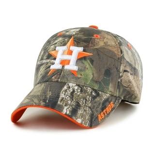 Fan Favorite MLB Houston Astros Mossy Oak Adjustable Hat - Multi-Color