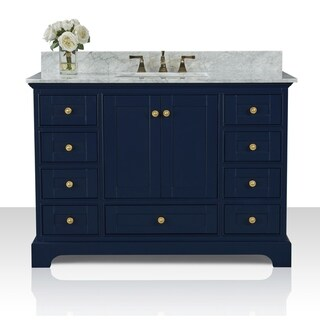Ancerre Designs Audrey Vanity Set in Heritage Blue