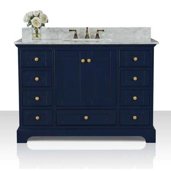 Ancerre Designs Audrey Vanity Set in Heritage Blue