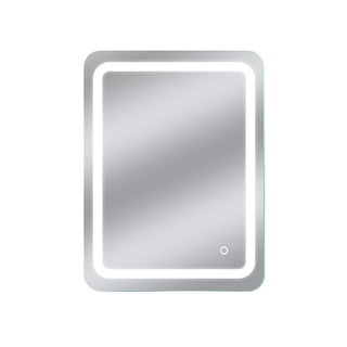 Dyconn Faucet Egret Wall-mounted LED Backlit Tri-Color Mirror - Clear