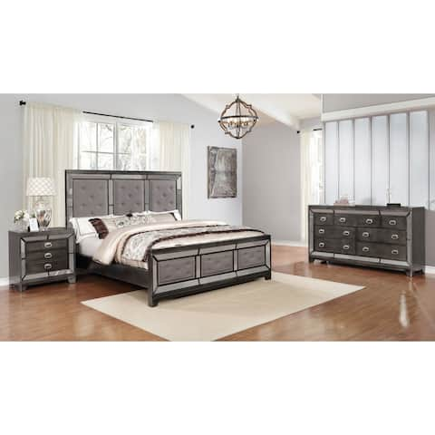 Buy Glass Bedroom Sets Online at Overstock | Our Best ...