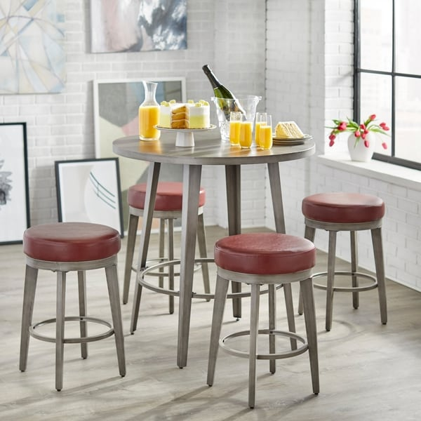 angelo:HOME Linden Counter Height Dining Set