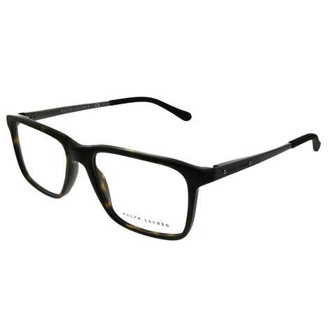 Ralph Lauren RL 6133 5616 54mm Unisex Dark Havana Frame Eyeglasses 54mm