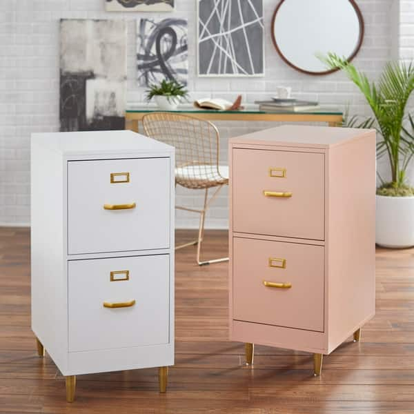 Shop Carson Carrington Erfjord 2-drawer File Cabinet - Overstock - 28608654