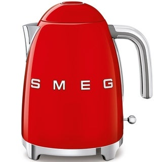 Link to Smeg 50's Retro Style Aesthetic Electric Kettle, Red Similar Items in Kitchen Appliances
