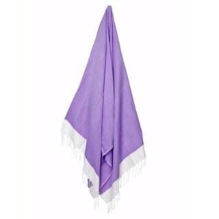 """Purple Weave Turkish Peshtemal Towel 72"""" x 31"""""""