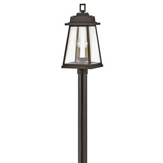 Link to Hinkley Bainbridge 2-Light  in Oil Rubbed Bronze Similar Items in Pier Mount Lights