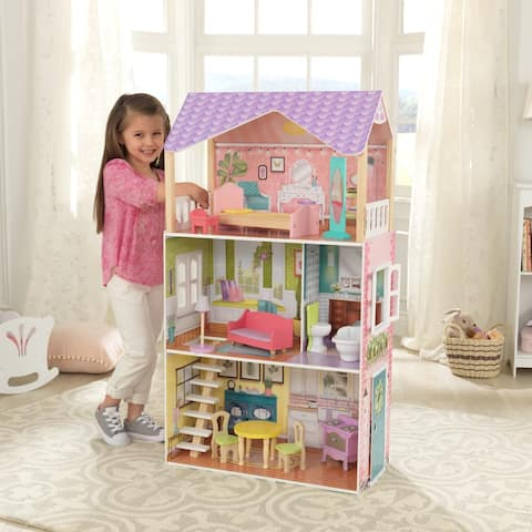 Poppy Dollhouse