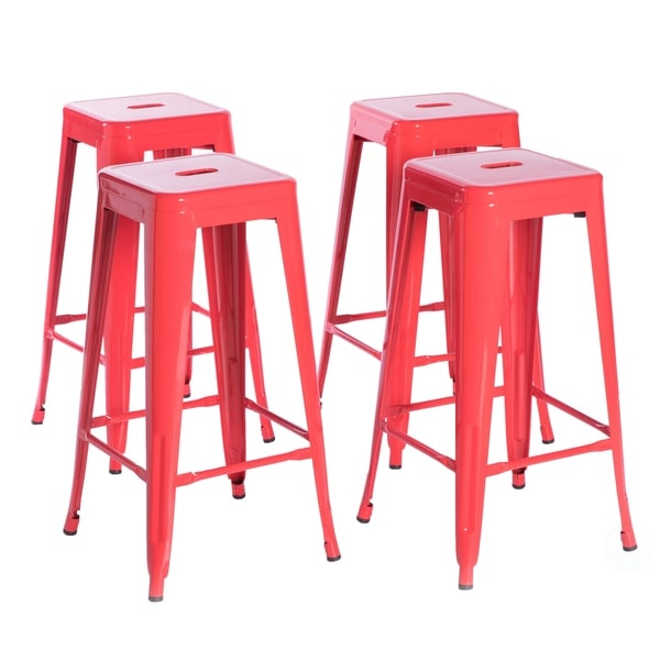 Set Of 4 Counter Bar Stools Online At Our