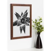 DesignOvation Kieva 11x17 Wood Picture Frame, Set of 4