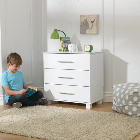 Addison Chest Of Drawers - White