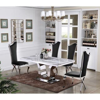 Link to Best Quality Furniture 5-Piece Dining Set Similar Items in Dining Room & Bar Furniture
