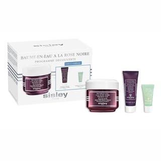 Sisley Black Rose Skin Infusion Cream Discovery Program 3 Piece Set - N/A - N/A