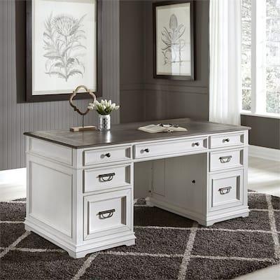 Grey Oak Desks Computer Tables