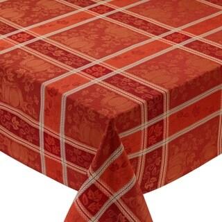 DII Tablecloth Seasonal Plaid