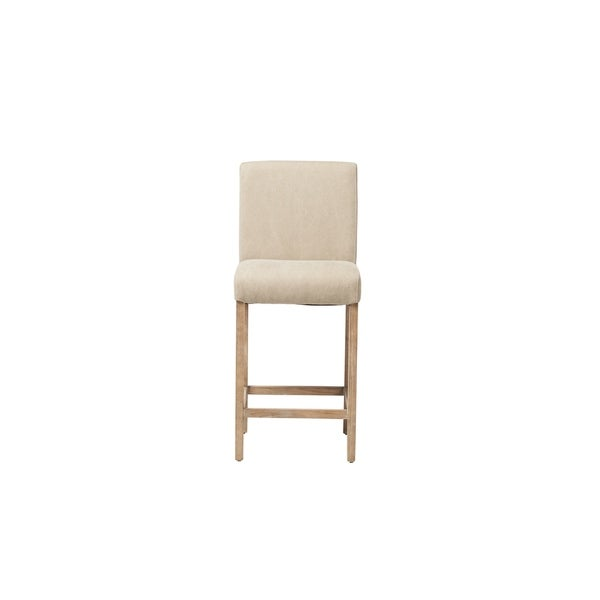 James Counter Stool in Beige. Opens flyout.