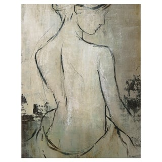 Link to Silver Orchid Spa Day IV by Bridges Canvas Art Print Similar Items in Canvas Art
