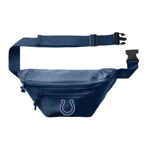 NFL Little Earth Indianapolis Colts 3 Zip Hip Pack - Multi-Color