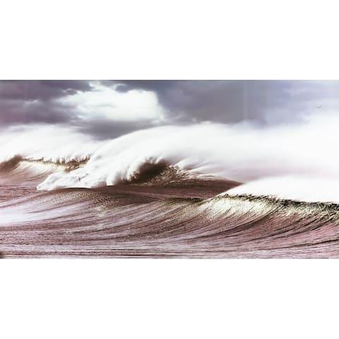 Ocean Sea Waves 36X48 DIY Wall/Door Mural