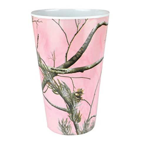 DII RealTree Pink Tumbler (Set of 12)