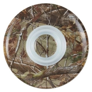 DII RealTree Melamine Chip & Dip - 12inch (Set of 2)