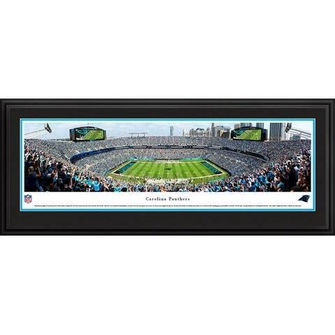 Carolina Panthers Football Framed Panoramic Pictures