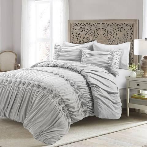 Lush Decor Darla 3 Piece Comforter Set