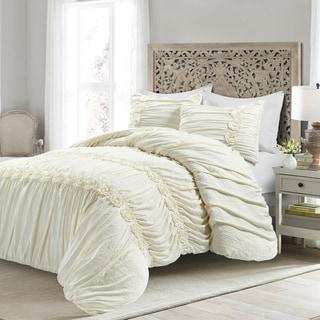 Link to Lush Decor Darla 3 Piece Comforter Set Similar Items in Comforter Sets