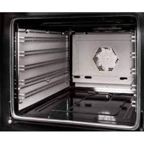 Hallman Self Clean Oven Panels For 48 Dual Fuel Ranges Silver N A
