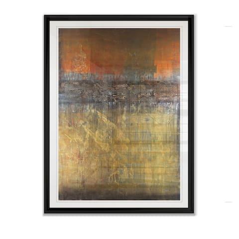 Porch & Den 'Galaxy 500' Framed Giclee Print