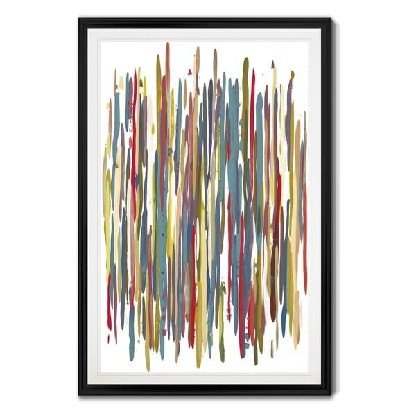 COLOURFUL MOMENT V4 -Framed Giclee Print