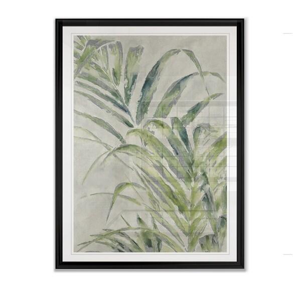 Fresh Unfolds II -Framed Giclee Print
