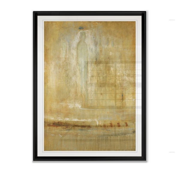 Turning Point II -Framed Giclee Print