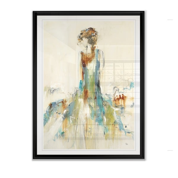 Rusted Beauty -Framed Giclee Print