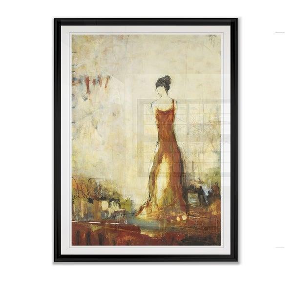 Vibrant Discoveries I -Framed Giclee Print