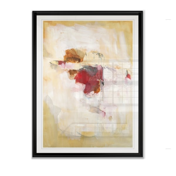 Constant Change #7 -Framed Giclee Print