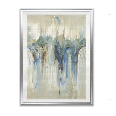 Melting I -Framed Giclee Print