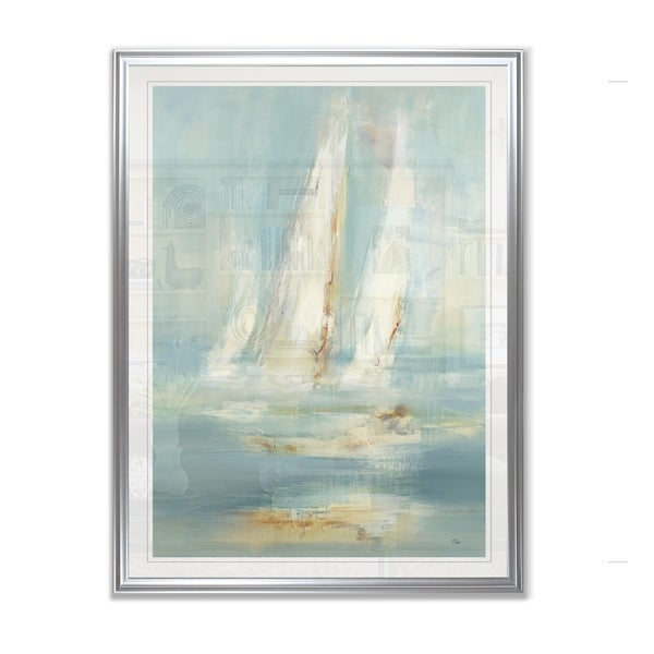 Sail With Me -Framed Giclee Print