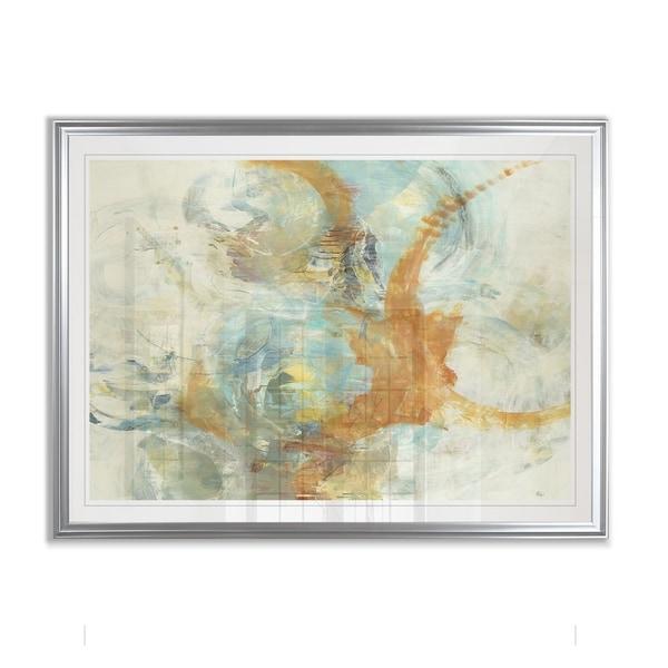 Hula Hoops III -Framed Giclee Print