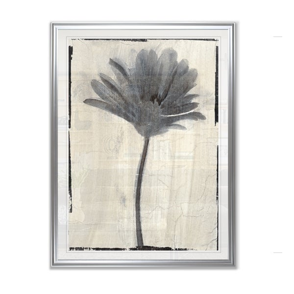 ilk Botanicals VII -Framed Giclee Print