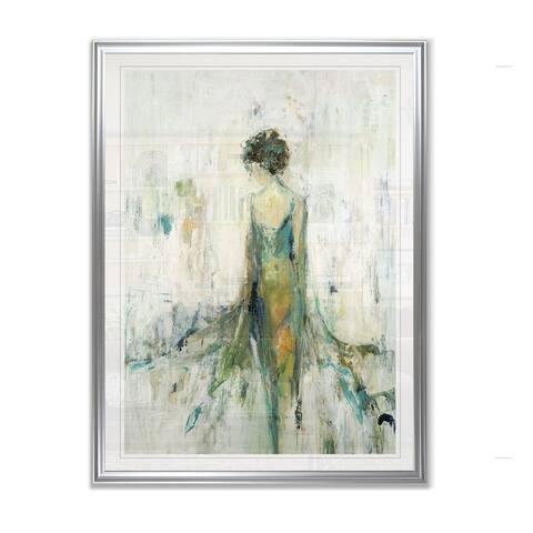 Romantic Flow -Framed Giclee Print