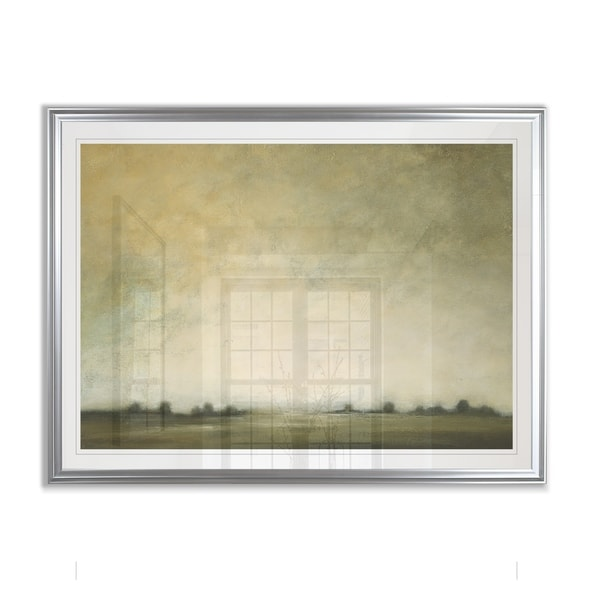 Calm Perspective -Framed Giclee Print